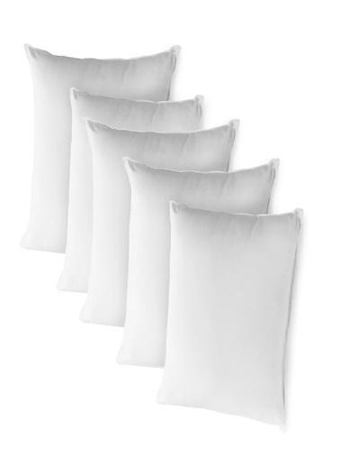 Alla Turca 5 Adet 1000Gr Lux Yastık Beyaz